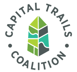 Capital Trails Coalition Logo