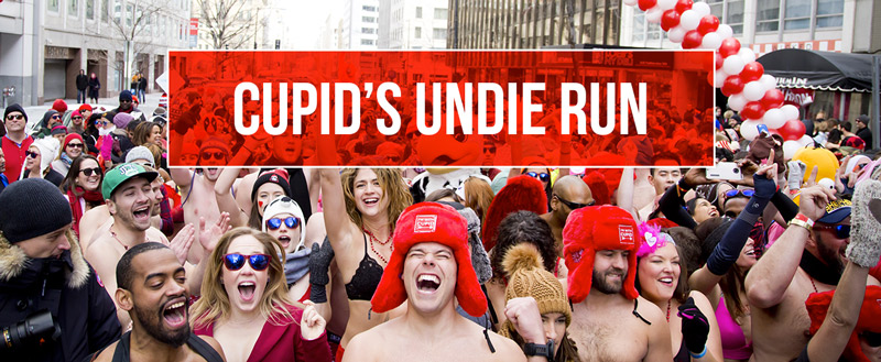 Cupid's Undie Run - Things to Do in Washington, DC