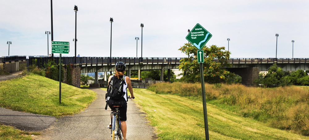 Anacostia Riverwalk Trail - Washington, DC