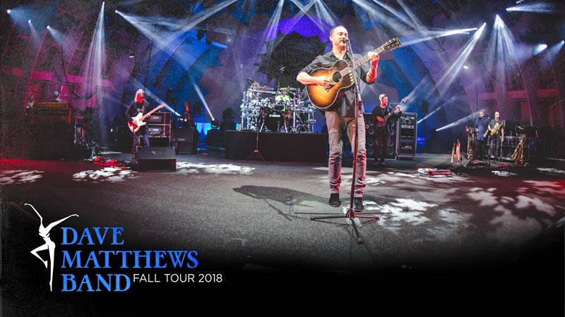 Dave Matthews Band at Capital One Arena - The best winter concerts in Washington, DC