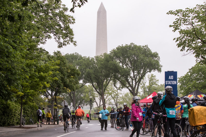 DC Bike Ride - Family Friendly Spring Activity in Washington, DC