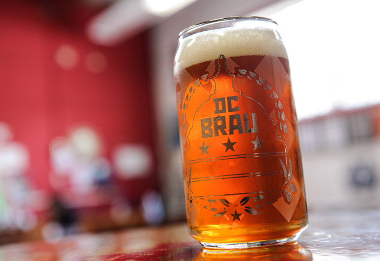 Beer From DC Brau Brewing Company