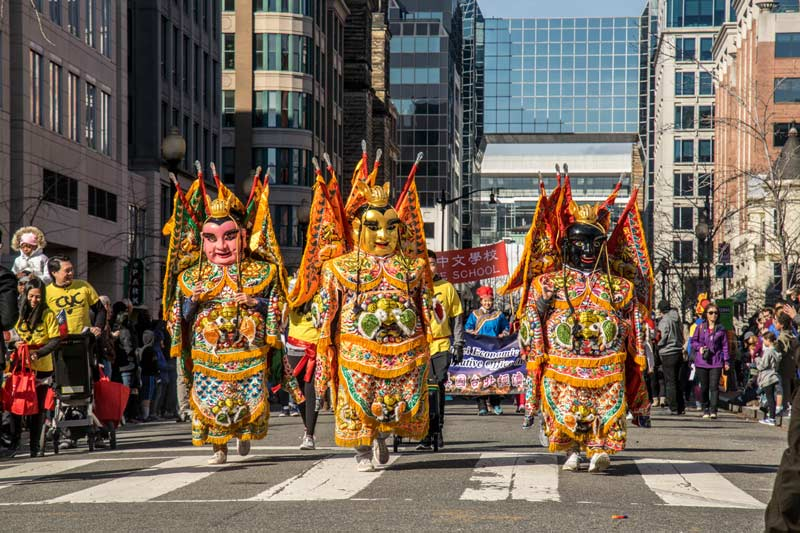 Where to Celebrate the 2019 Chinese New Year in DC