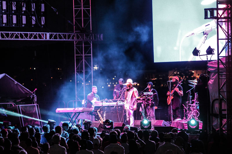 DC Jazz Festival - Summer music festival with free concerts in Washington, DC