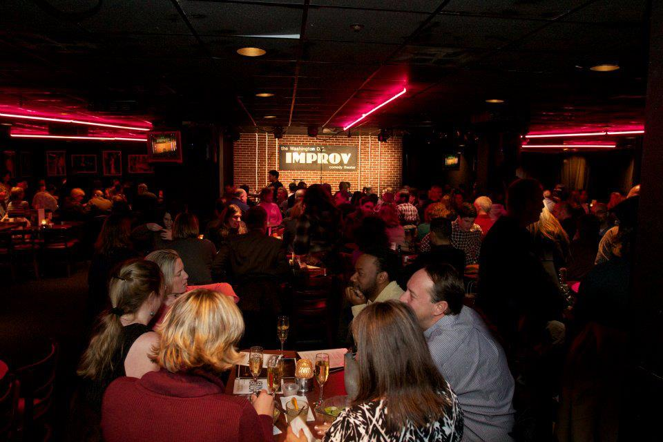DC Improv Comedy Club & Restaurant - Comedy Clubs in Washington, DC