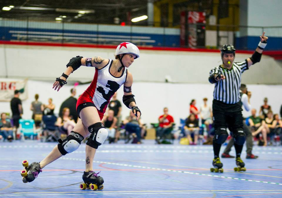 DC Rollergirls - Events in February in Washington, DC