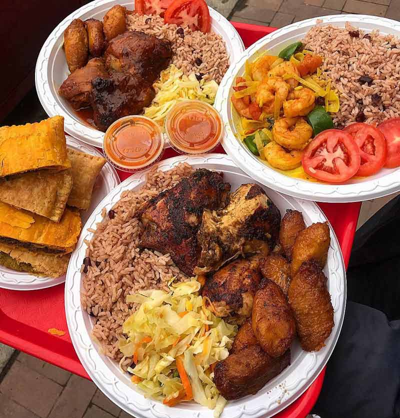 @dccheapeats - Jamaican food from Negril the Jamaican Eatery - Caribbean food in Washington, DC