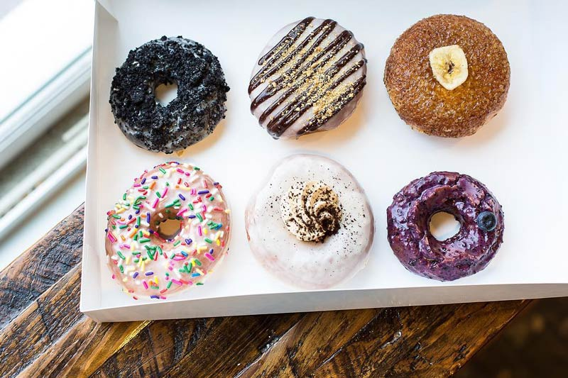 @dcdoughnut - Donuts from District Doughnut - The best locally made donuts in Washington, DC