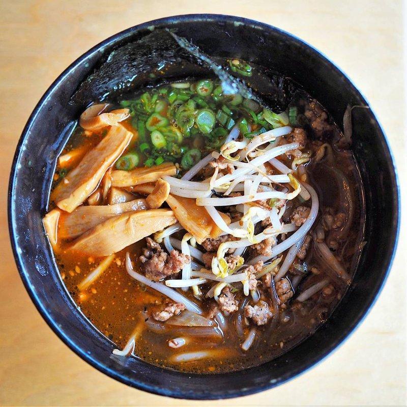 Shoyu Noodles from Haikan