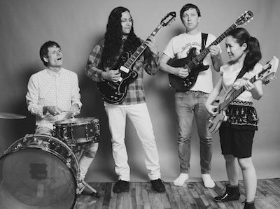 Deerhoof with Speedy Ortiz and Pygmy Lush at Union Stage at The Wharf in DC