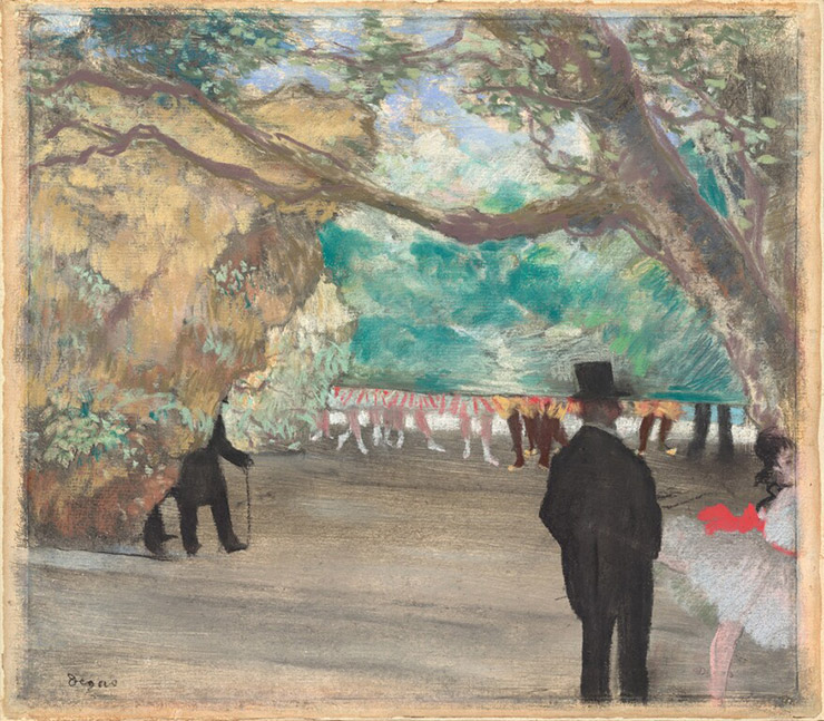Degas at the Opéra exhibit at the National Gallery of Art with Free Admission