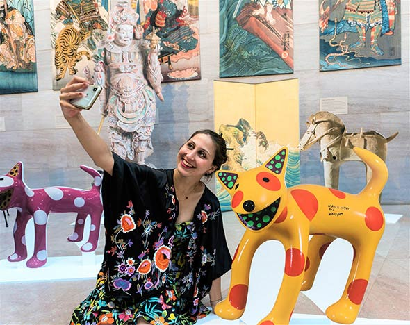 Community Weekend: Celebrating The Life of Animals in Japanese Art - Free museum exhibit in Washington, DC