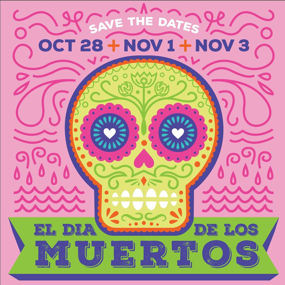 Dia de los Muertos Celebration in Petworth - Family Friendly Celebration in Washington, DC