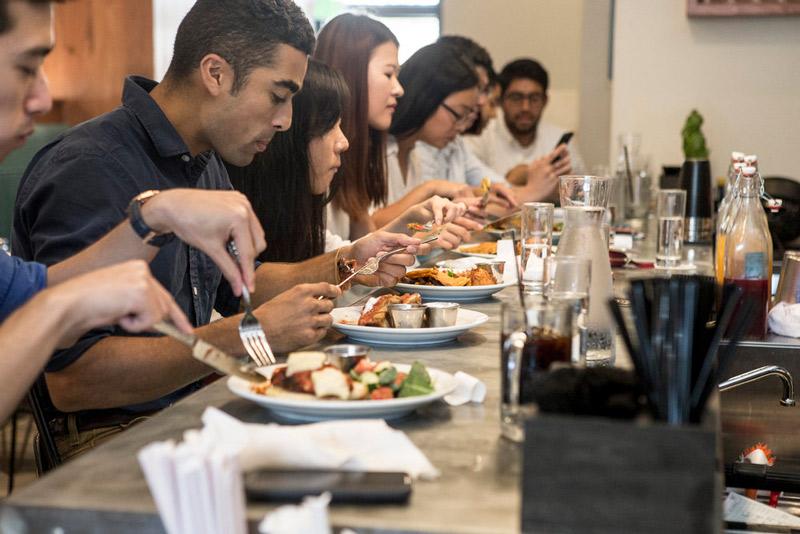 Fare Well - Vegetarian Restaurant on H Street NE - Where to Eat in Washington, DC