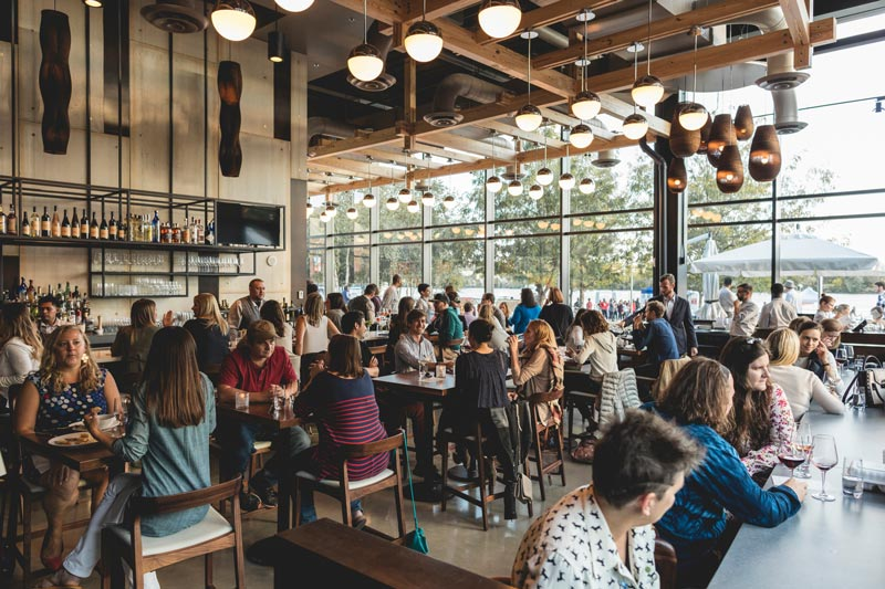 Best Restaurants In Capitol Riverfront Amp Navy Yard