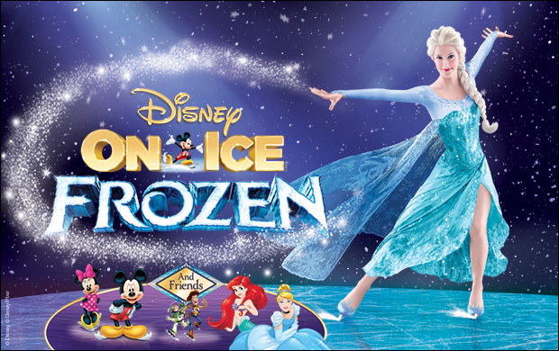 Disney on Ice 'Frozen' at the Capital One Arena - Family-friendly event in Washington, DC