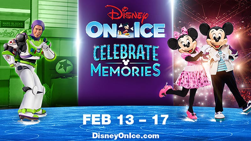 Disney on Ice | Things to Do in Washington, DC in February