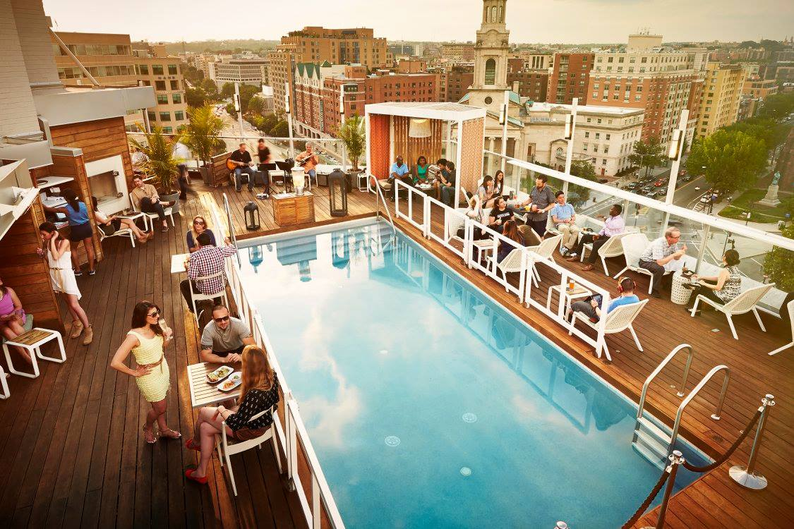 Top Rooftop Bars Amp Restaurants In Washington Dc