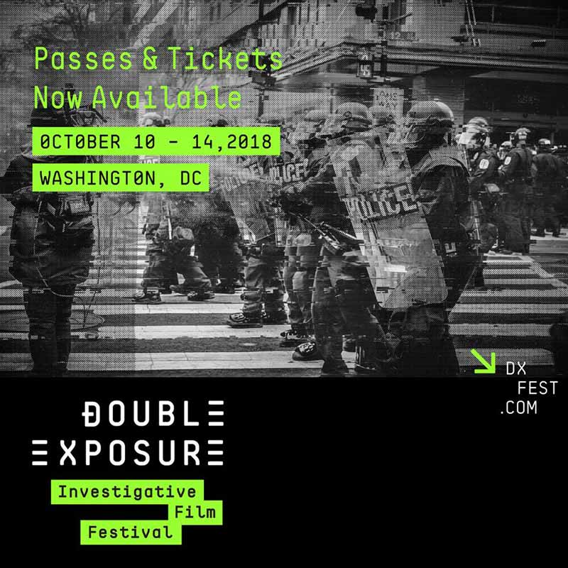 Double Exposure Film Festival - Fall film festival in Washington, DC