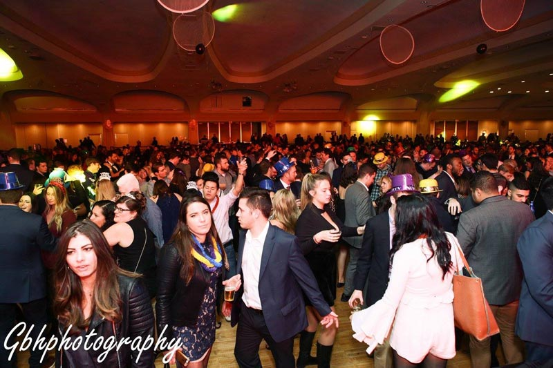 New Year's Eve Events and Parties in Washington, DC - Downtown Countdown at the Washington Hilton