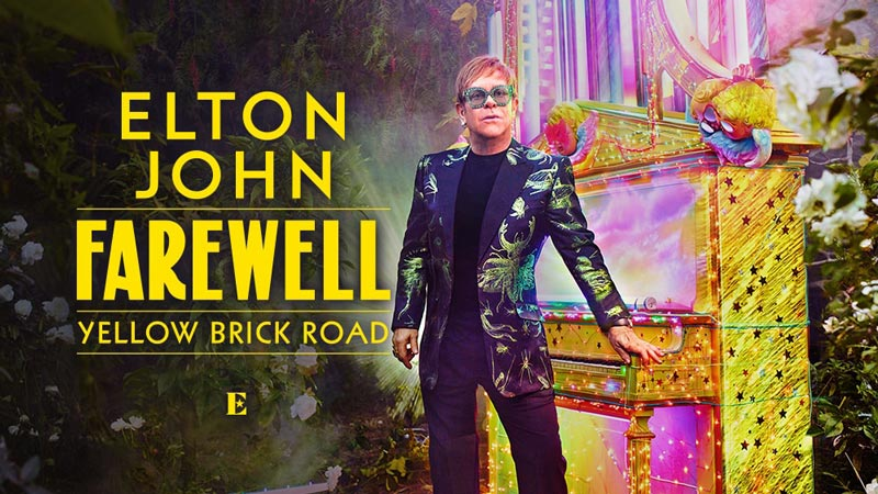 Elton John concert at Capital One Arena - Fall concerts and events in Washington, DC