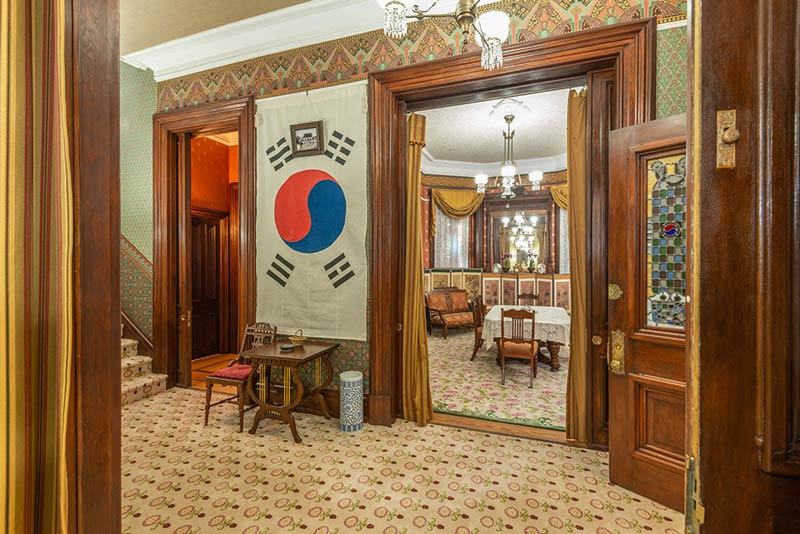 Explore Korean history at the Old Korean Legation Museum - Free museum in Washington, DC