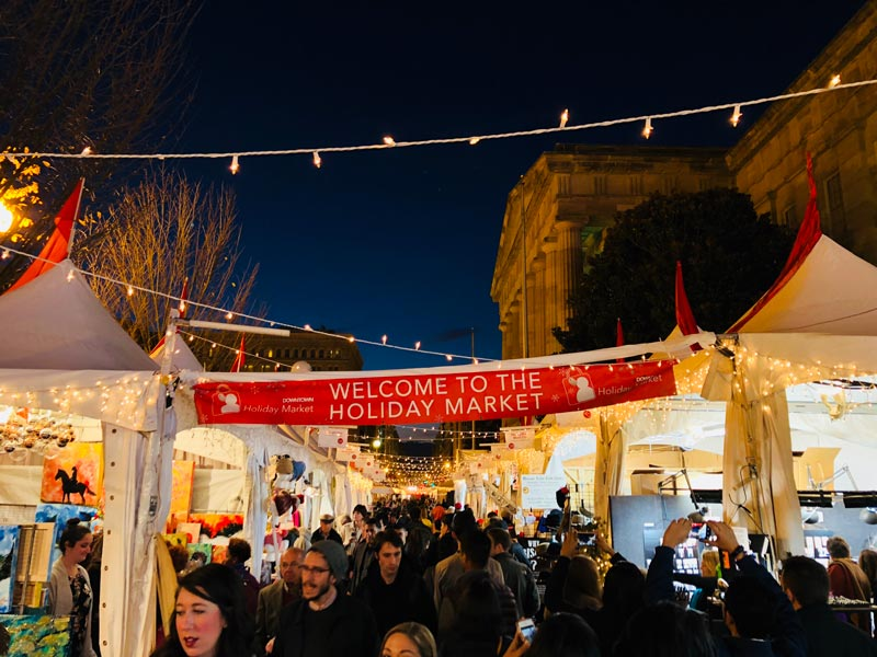 Guide to DC's Downtown Holiday Market | Nov. 22-Dec. 23, 2019