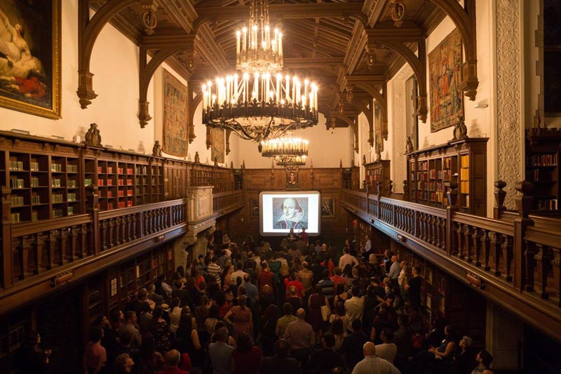 Event at the Folger Shakespeare Library on Capitol Hill - Things to do in Washington, DC