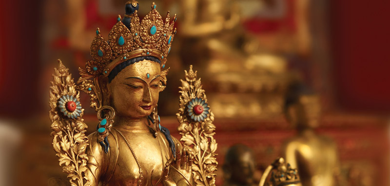 'Encountering the Buddha: Art and Practice across Asia'  Exhibit at the Freer | Sackler Galleries - Free Smithsonian Asian Art Museum in Washington, DC