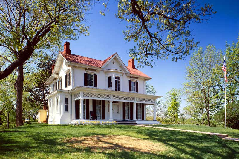 Frederick Douglass National Historic Site Cedar Hill in Anacostia - African American History and Culture Sites in Washington, DC