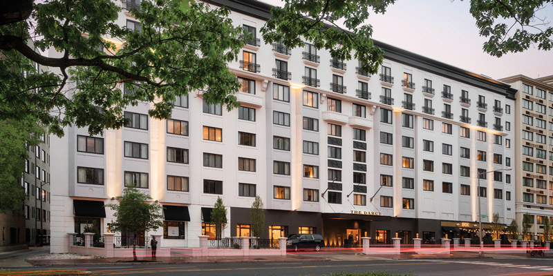 The Darcy, Curio Collection in Dupont Circle - Boutique Hotel in Washington, DC