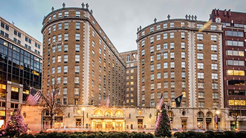 The Mayflower Hotel, Autograph Collection in Dupont Circle - Historic luxury hotel in Washington, DC