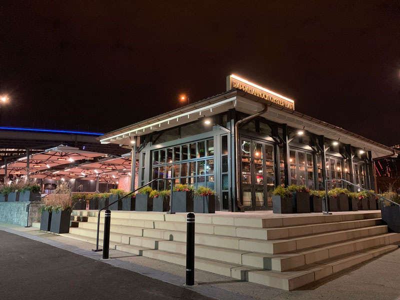 Rappahannock Oyster Bar at The Wharf - Where to get the best seafood in Washington, DC