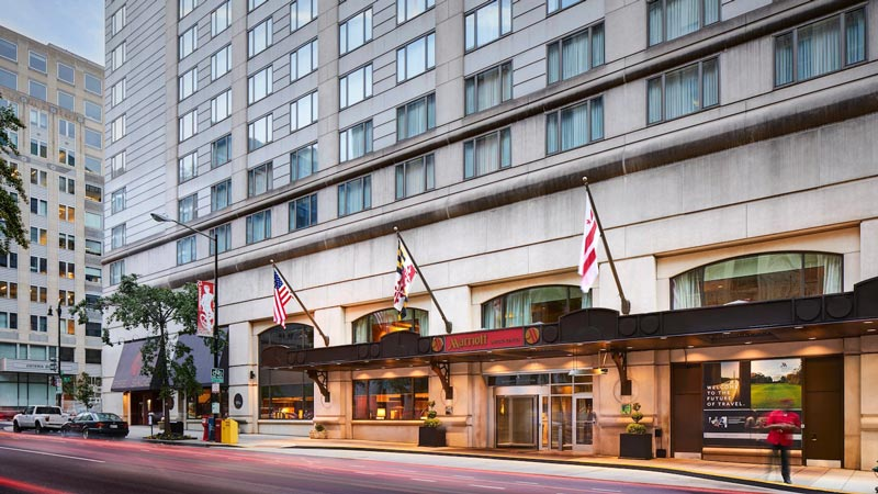 The Washington Marriott at Metro Center - Family-friendly hotels in Washington, DC