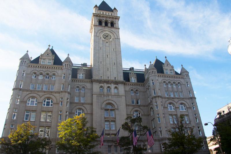 Trump International Hotel - New Hotels in Washington, DC