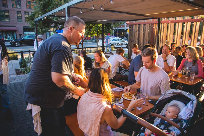 Family Friendly Restaurants Places To Eat In Dc