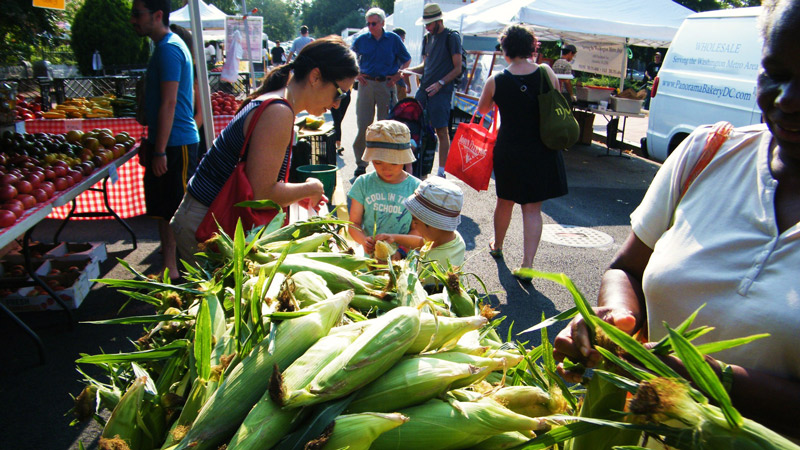 Best Farmers' Markets for Fresh Produce in DC | Washington org