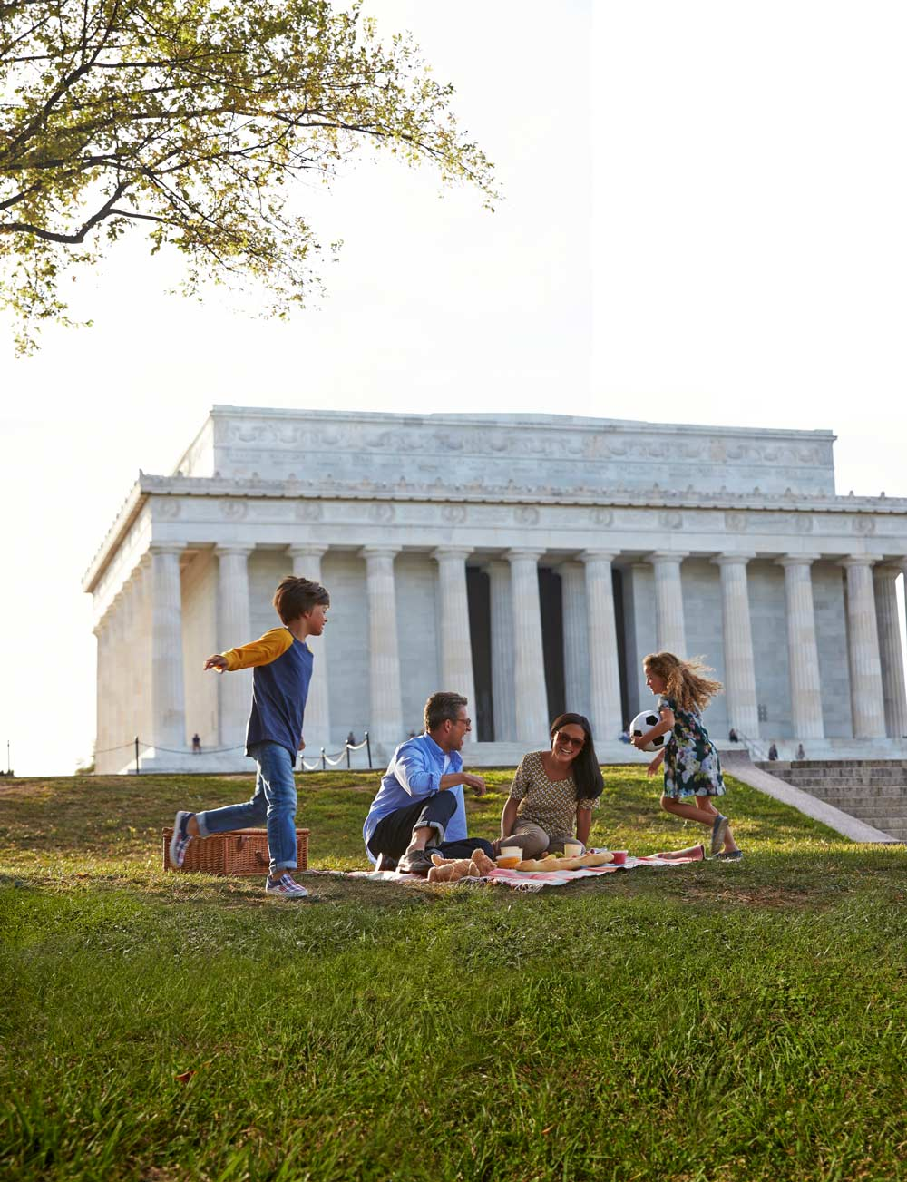 Family-Friendly Washington, DC Vacation Itinerary