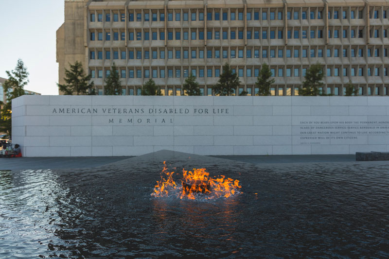 Guide to Visiting the American Veterans Disabled for Life Memorial in Washington, DC