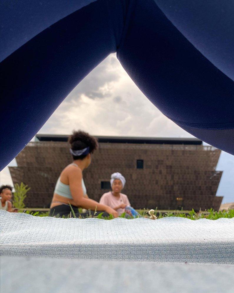 @flipflopcaravan - Yoga for Black Lives Matter