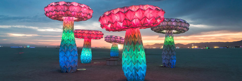 'No Spectators: The Art of Burning Man' Exhibit at the Smithsonian Renwick Gallery - Free Art Museum in Washington, DC
