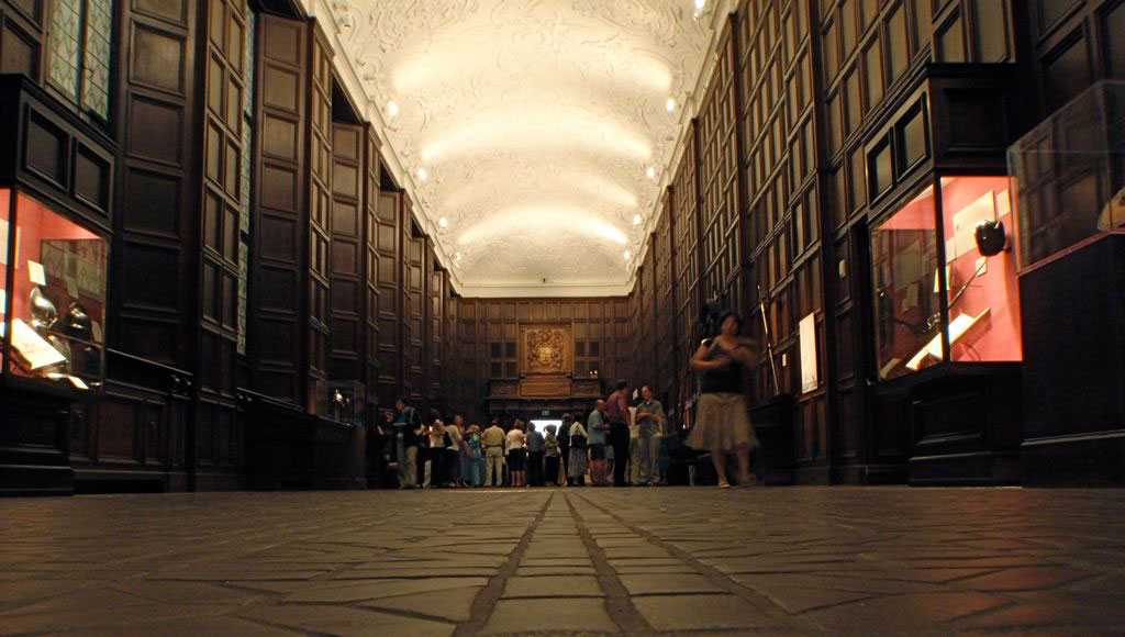 Folger Shakespeare Library Interior Washington DC