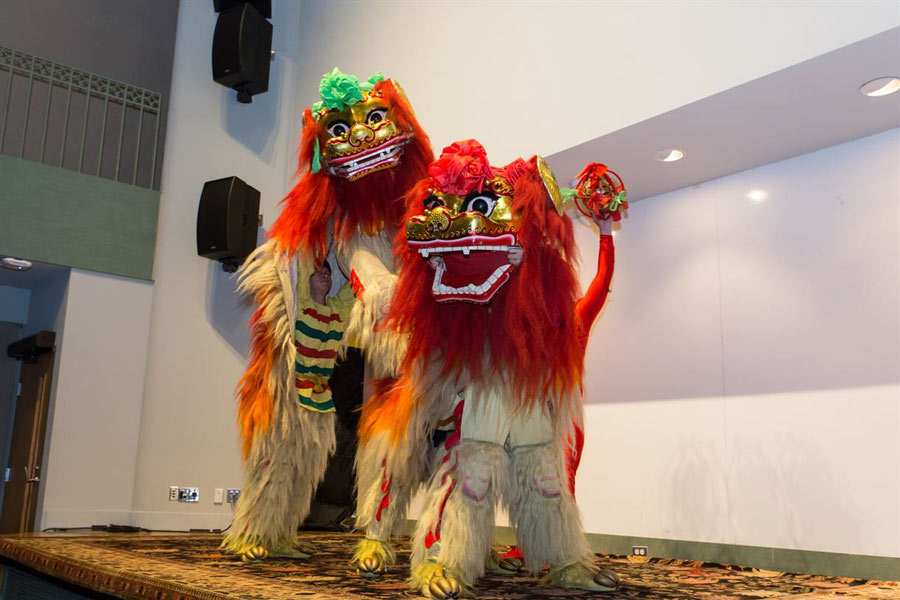 Lunar New Year Celebration at the Freer and Sackler Galleries in Washington, DC