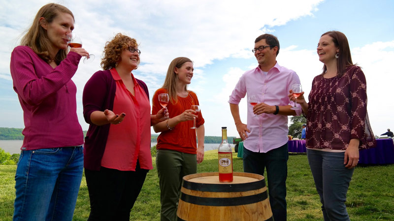 Wine festival at George Washington's Mount Vernon - Events and festivals in Northern Virginia near DC