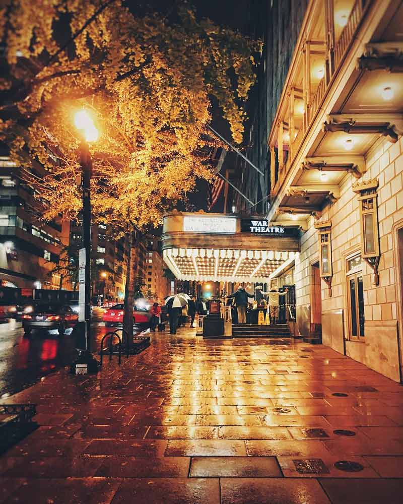 @fulyaek - Warner Theatre in Downtown - Theaters in Washington, DC