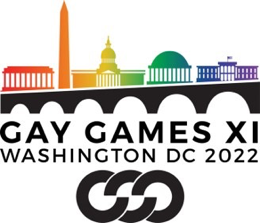 Gay Games XI - Washington, DC 2022