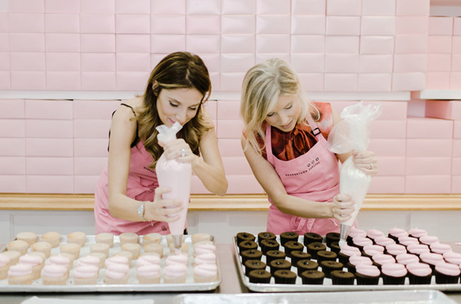 Sitting Down with the Sisters of Georgetown Cupcake Washingtonorg