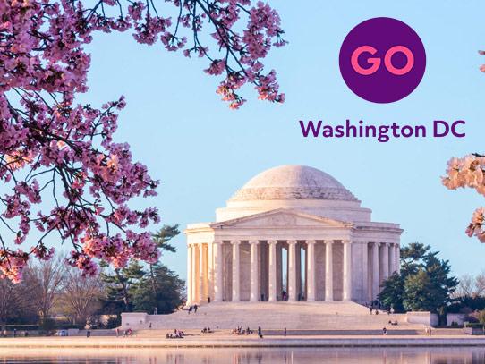 Washington Dc Karte.Washington Dc Attraction City Passes Save On Dc Attractions