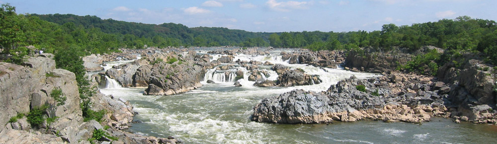 Great Falls National Park - National Parks to Explore Near Washington, DC