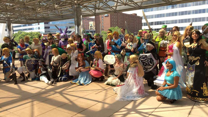 Otakon anime festival at the Washington Convention Center - The best things to do in Washington, DC